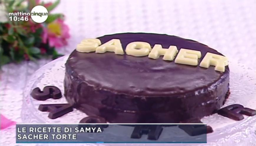 Sacher Torte di Samya