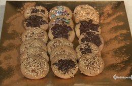 biscottini profumati alle spezie