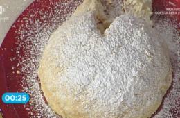 torta sacripantina di pandoro di Ivano Ricchebono