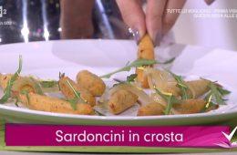 sardoncini in crosta di Stefano Ciotti