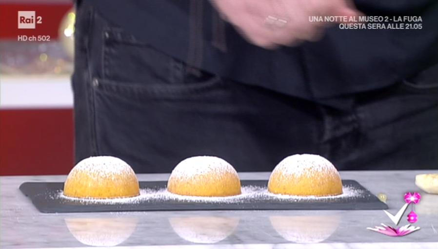 tortini di mele alla vaniglia di Alessandro Servida