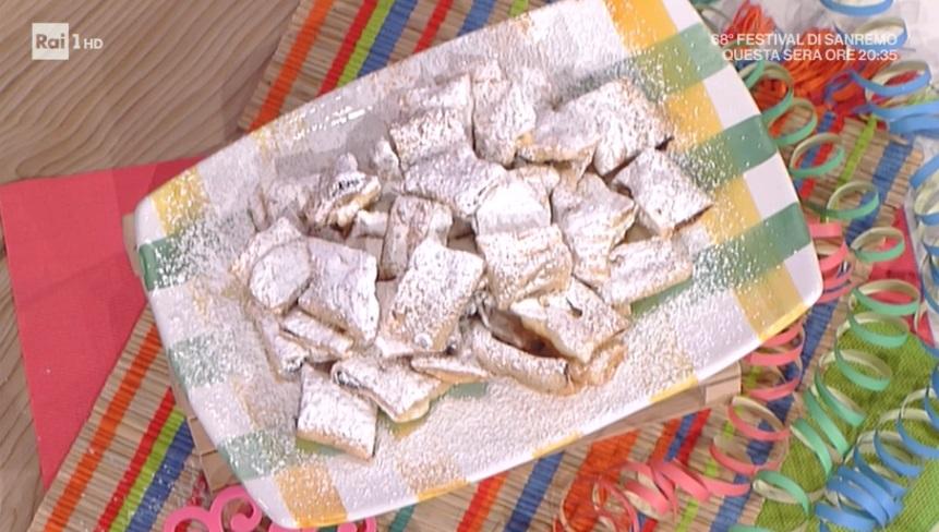 dolcetti fritti alla crema di datteri di Daniele Persegani