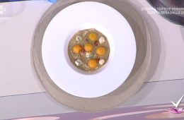 pasta e lenticchie con polpettine
