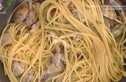 spaghetti Sol Levante di Hiro Shoda