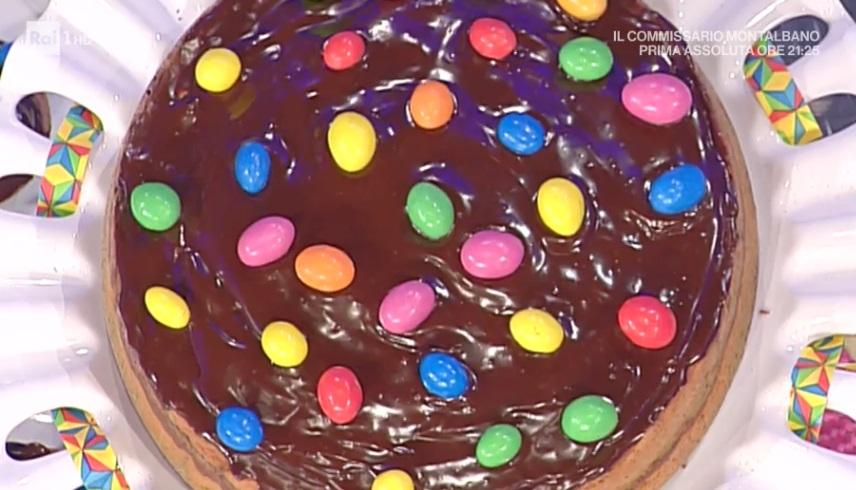 torta allegra di Natalia Cattelani