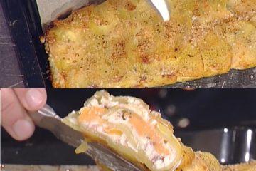 tronchetto di patate croccanti di Andrea Mainardi
