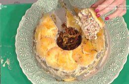 torta con carciofi e ricotta di Luisanna Messeri