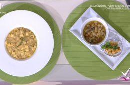 zuppa di ceci e pasta di Ilario Vinciguerra