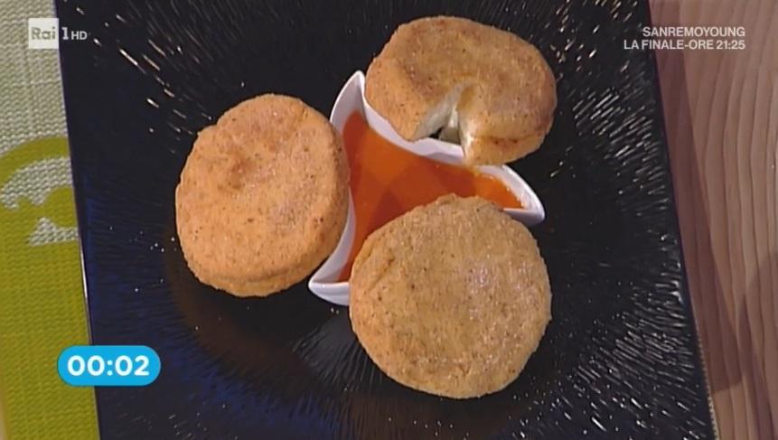 La prova del cuoco ricetta mozzarella in carrozza di for Mozzarella in carrozza parodi