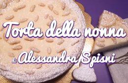 torta della nonna ricotta e limone di Alessandra Spisni