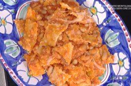 pasta rustida in salsa di cannellini e pancetta di Daniele Persegani