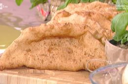 pizza fritta tortano di Gino Sorbillo