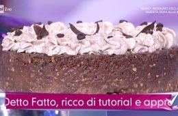 torta al caffè per papà di Simone Bellesi