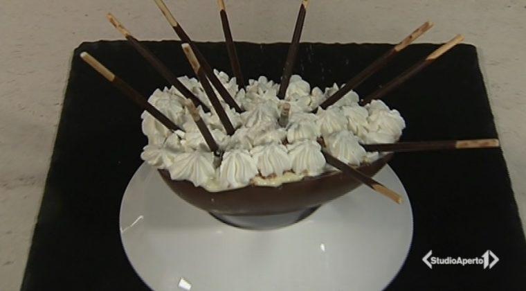 vascello di cioccolato