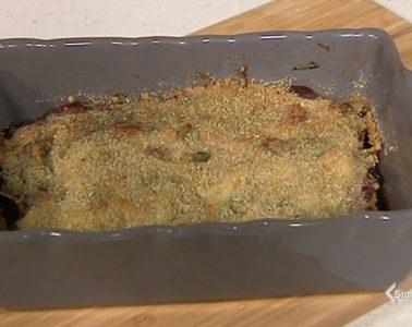 parmigiana di zucchine light