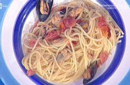 spaghetti con le cozze di Gianfranco Pascucci