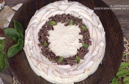 torta al cocco senza cottura di Natalia Cattelani