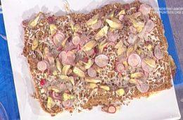 super cotoletta di pollo con julienne di carciofi di Andrea Mainardi