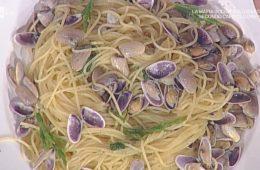 spaghetti con telline di Gianfranco Pascucci