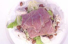 tataki di tonno con salsa tonnata di Gianfranco Pascucci