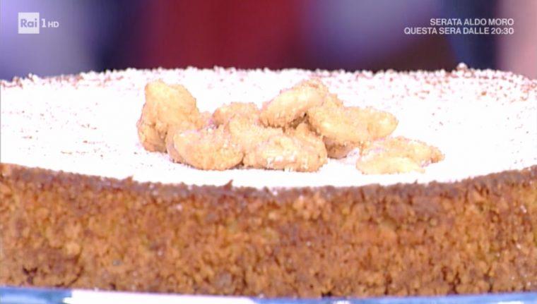 torta caprese al limone di Anna Moroni