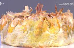 tortino di fiori di zucca ripieni di Andrea Mainardi