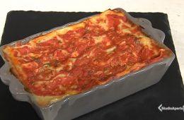 lasagne alle vongole