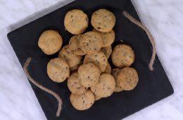 chocolate chip cookies (cookies al cioccolato) di Damiano