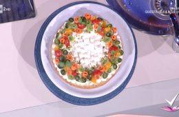 torta di verdure in padella
