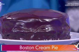 Boston Cream Pie di Francesco Saccomandi