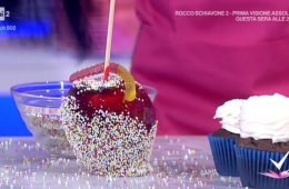 mele caramellate e cupcake di Alessandro Capotosti