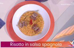 risotto in salsa spagnola