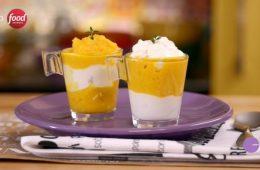 shottino di carote e yogurt