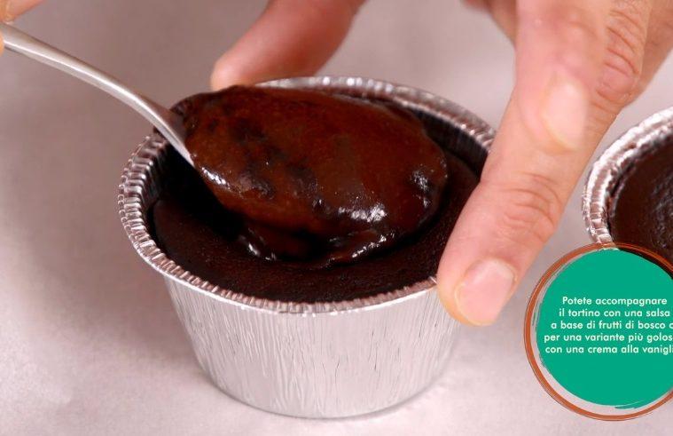 tortino caldo al cioccolato di Marco Bianchi