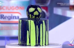 torta velenosa di Halloween di Francesco Saccomandi
