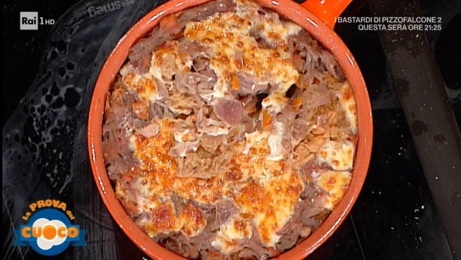 zuppa di cipolle alla fiorentina di Luca Pappagallo