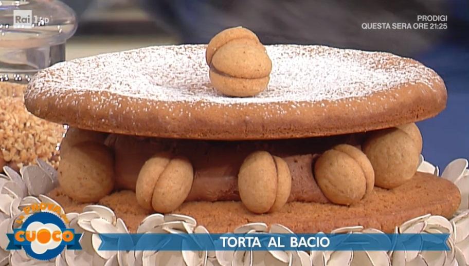 torta al bacio di dama di Diego Bongiovanni