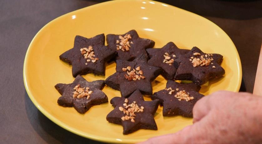 biscotti nocciole e cacao di Anna Moroni