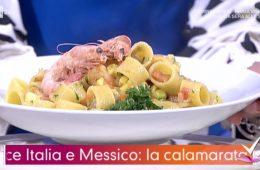 calamarata alla messicana di Daniele Persegani