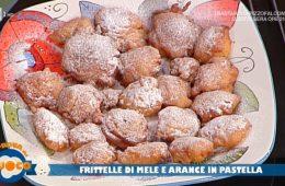 frittelle di mele e arance di Anna Maria Palma
