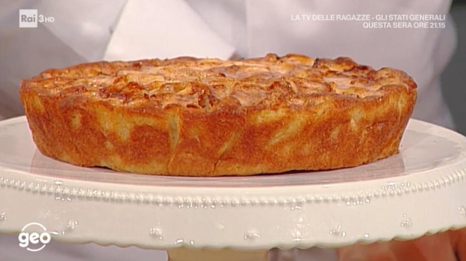 torta facile di mele