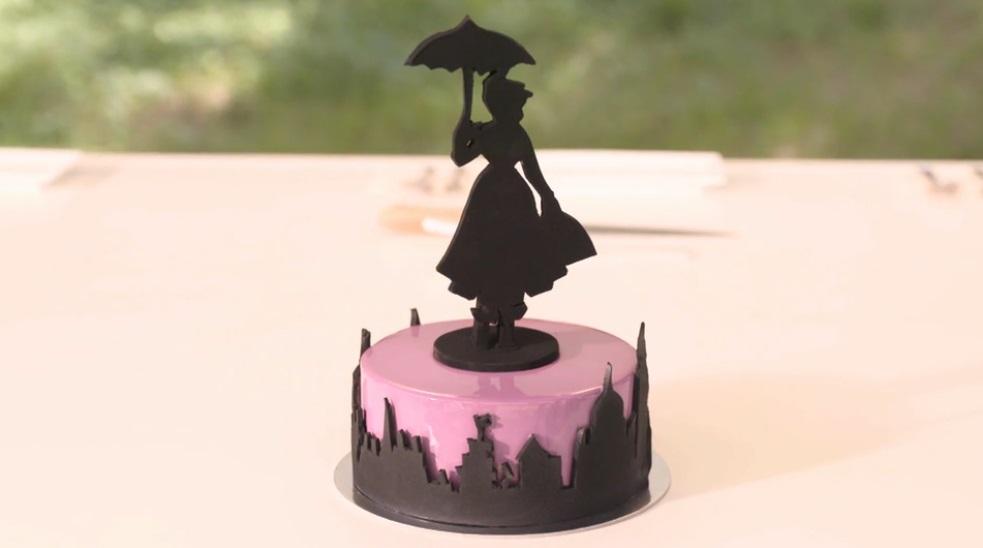 torta Mary Poppins
