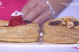 tortini di sfoglia ai due cioccolati di Michel Paquier