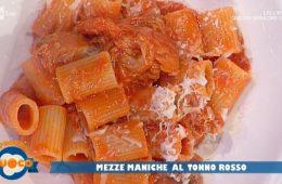 mezze maniche al tonno rosso di Gianfranco Pascucci