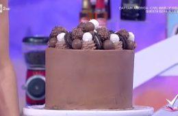 torta vulcano di Alessandro Capotosti