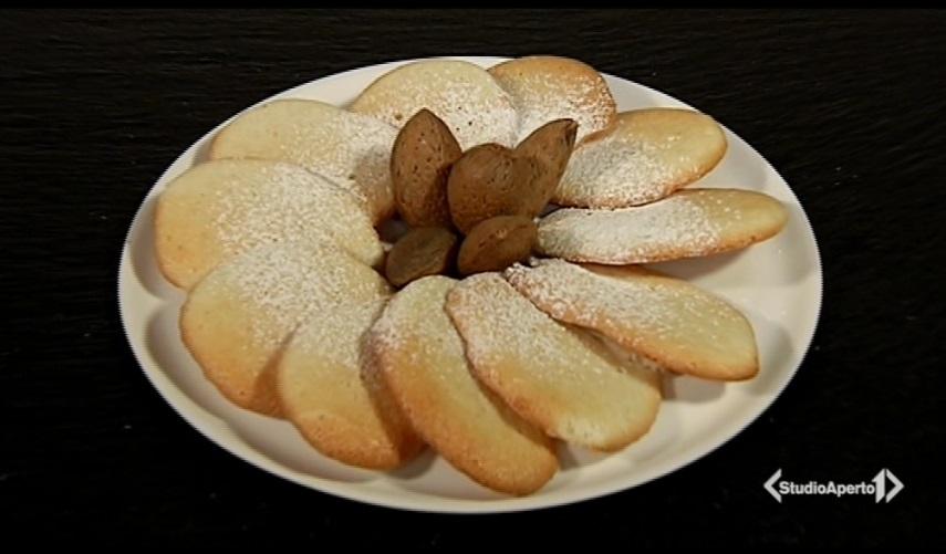Cotto E Mangiato Ricetta Biscotti Veloci Alle Mandorle