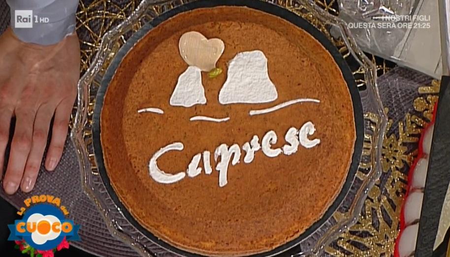 torta caprese di Federico Prodon