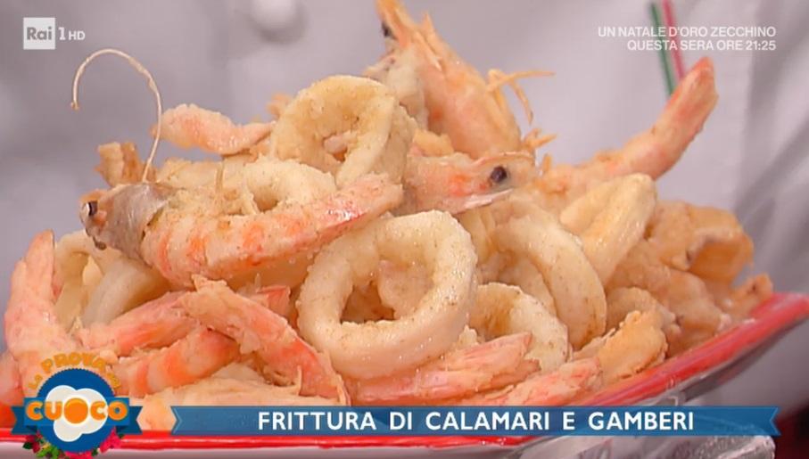 frittura di calamari e gamberi di Fabio Campoli