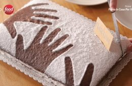 torta con le mani