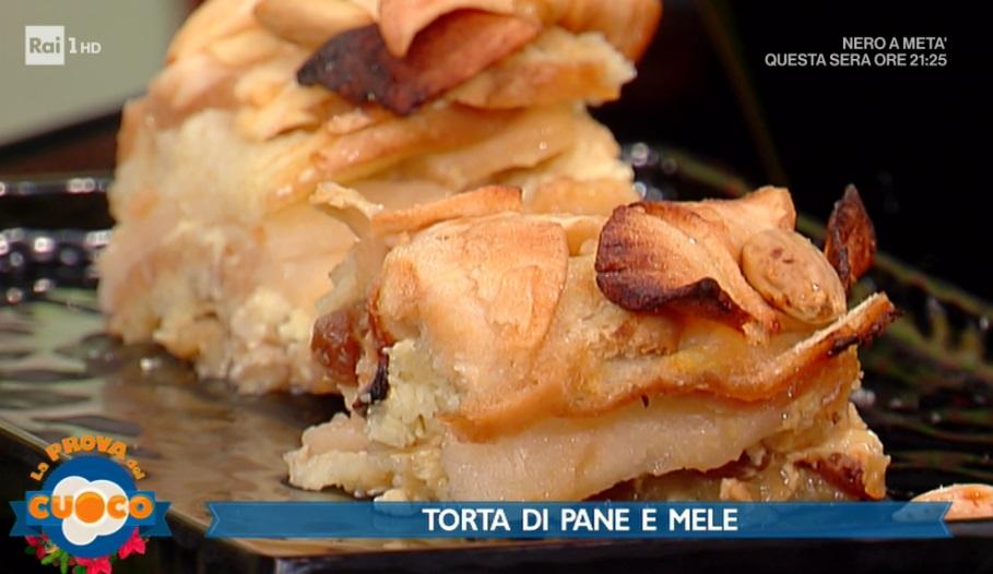 torta di pane e mele di Luisanna Messeri